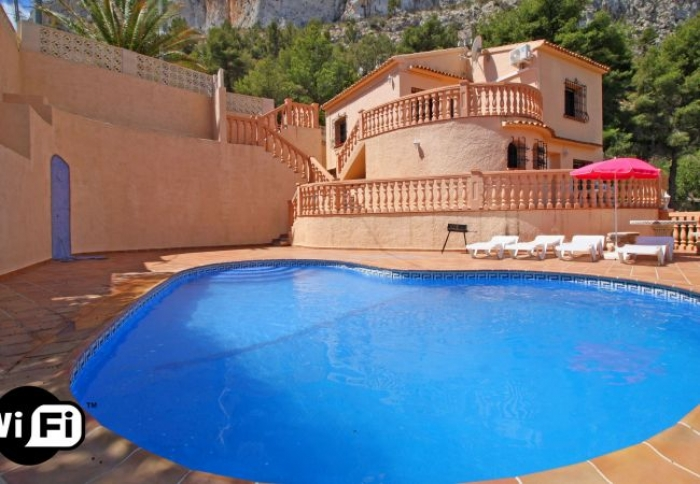 Villa / house Malena to rent in Calpe