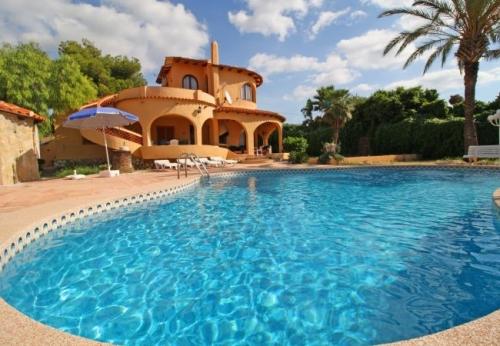 Villa / Maison Siena à louer à Calpe