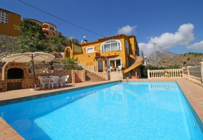 Villa / house Queen to rent in Calpe