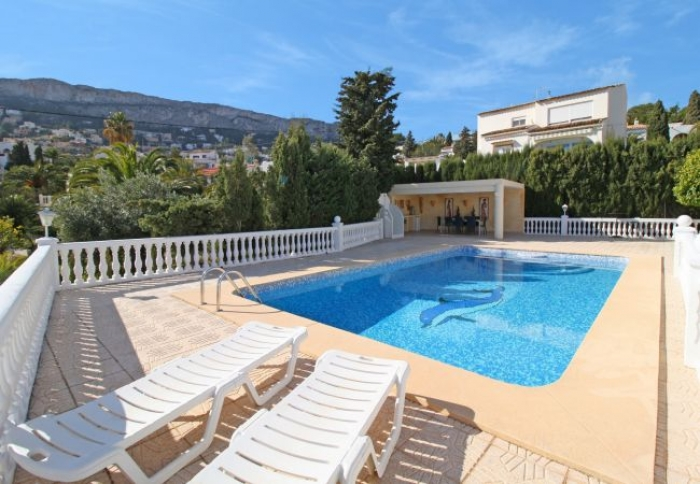 Villa / house Fanny to rent in Calpe