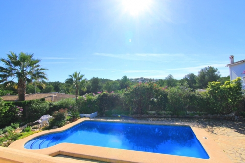Villa / house Les pins jolis to rent in Javea