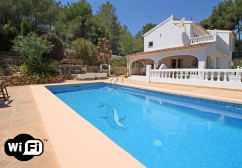 Spain : CCE807 - Los Pinos