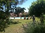 Location villa / maison grand piscine avec plage les alpilles