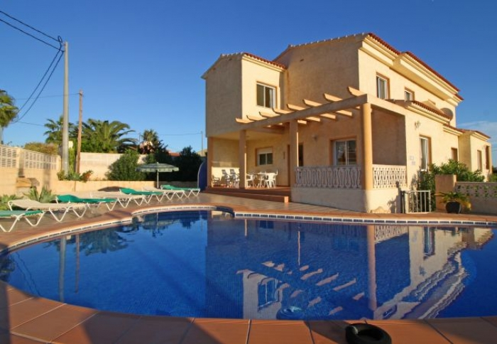 Villa / house Anthony to rent in Calpe