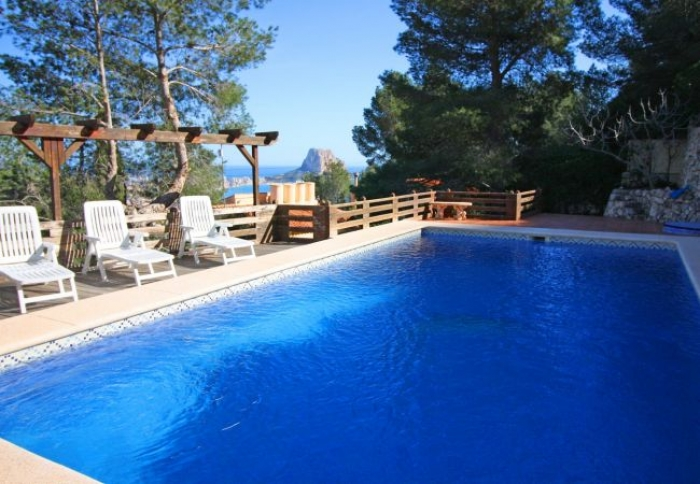 Villa / house Lilas to rent in Calpe