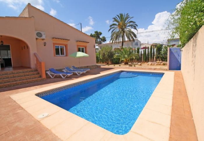 Villa / house Federico to rent in Calpe