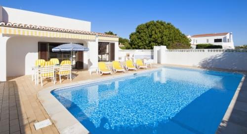 villa à  Carvoeiro, vue : piscine