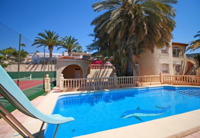 Villa / house Janka to rent in Calpe