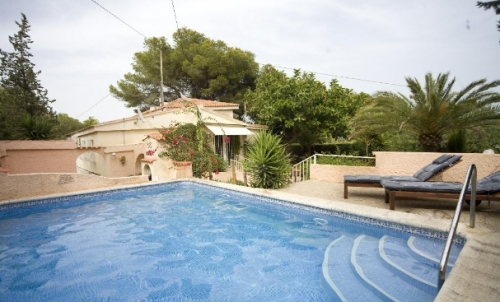 Villa / house Ines to rent in Altea