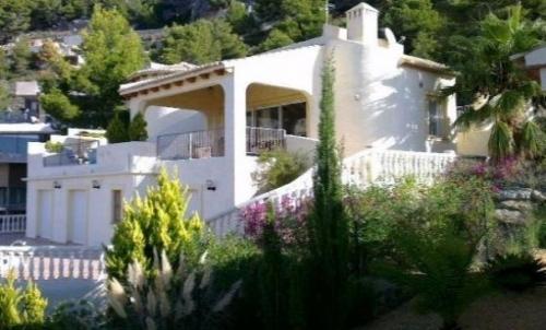 Rental villa / house bellevue