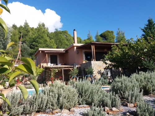 Holiday in house : evia