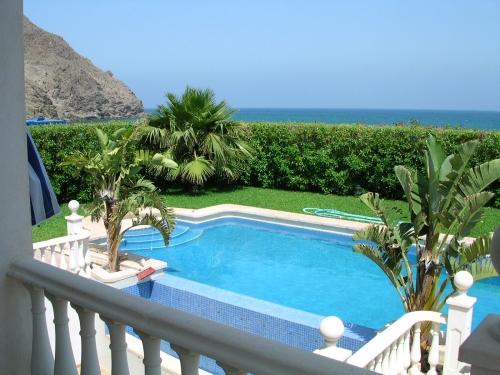 villa à Carboneras, vue : Mer