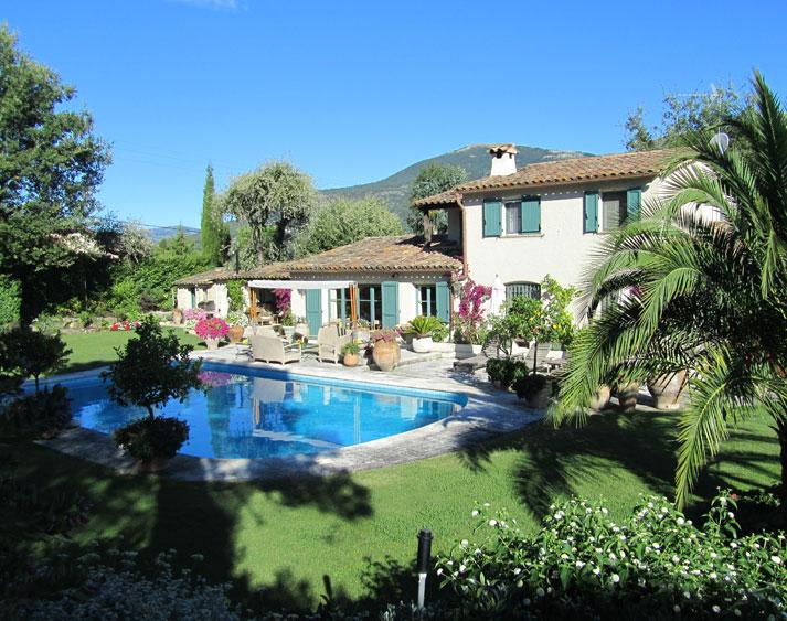 Villa / Maison luxe Entre Vence et St Paul
