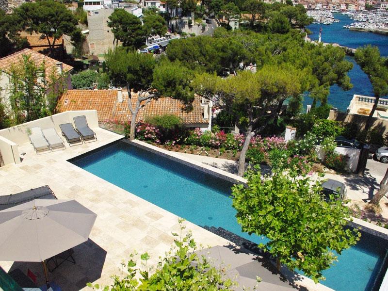 Villa De Vacances A Louer Cassis