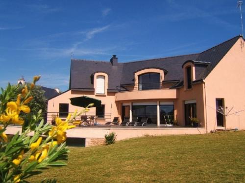 Villa / maison bel ocean   tréogat