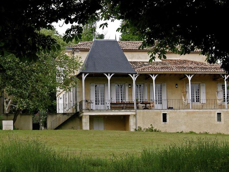 Réserver château chateau coeur de vignobles