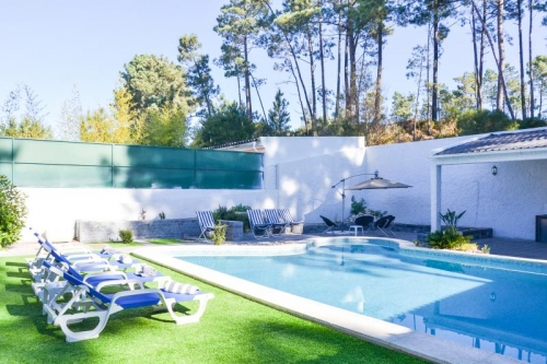 Villa / Maison Sabrina à louer à Aroeira