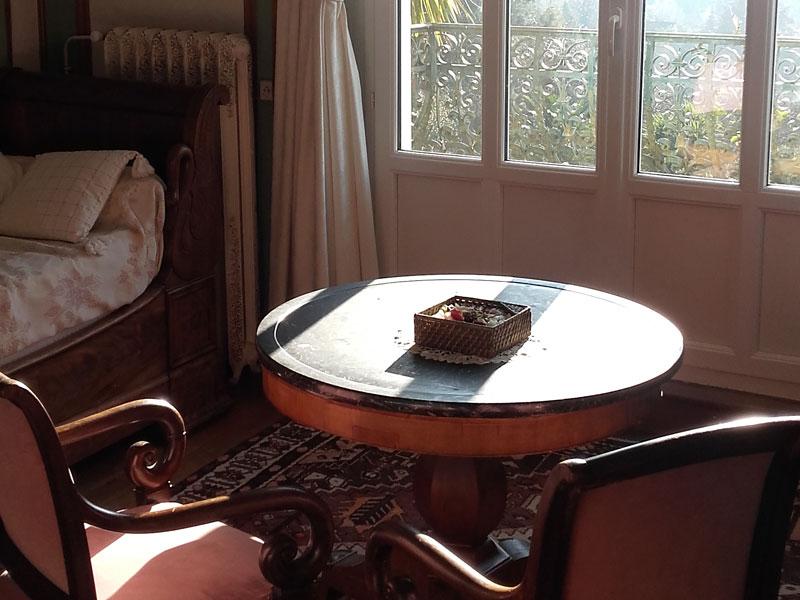Séjour dans une maison : normandie