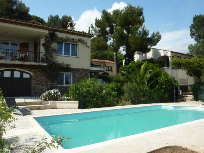 Villa / Haus Pins et mer zu vermieten in Les Issambres