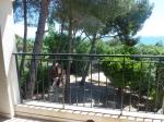 Location villa / maison pins et mer
