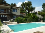 Villa / house Pins et mer to rent in Les Issambres