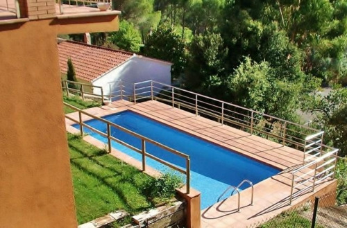 Villa / house El Coto to rent in Begur