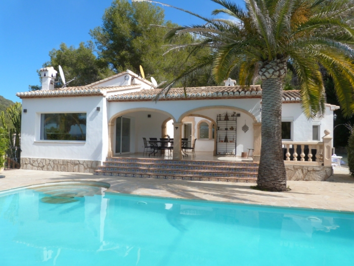 Villa / house Suertita to rent in Javea
