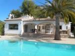 Villa / Maison Suertita à louer à Javea