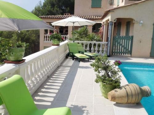 Villa / house Proche Nice sans vis-à-vis to rent in Nice