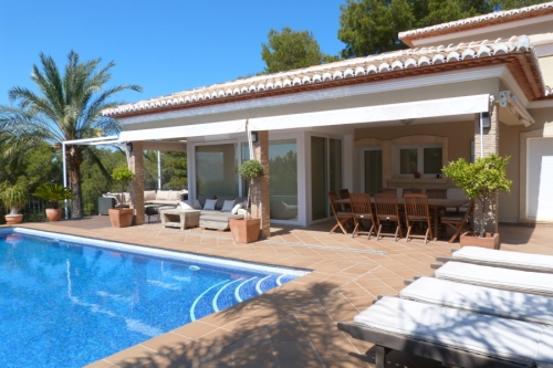 Villa / house casali to rent in javea