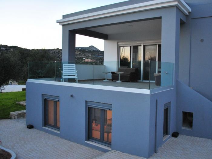 Villa / Maison Olive et montagnes à louer à Ierapetra