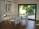 Location villa / reihenhaus le mas-avec piscine chauffée-