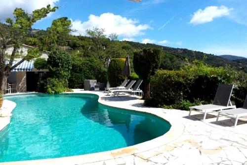Frankreich : PDT801 - Le Mas-Avec piscine chauffée-