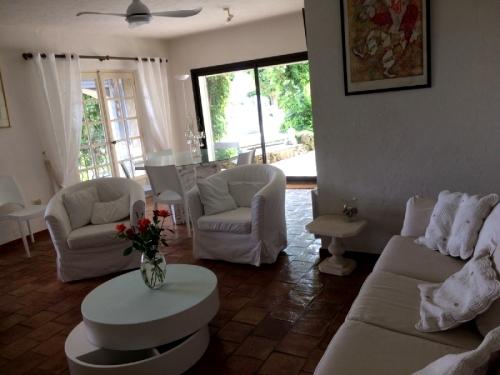 Villa / house le mas-avec piscine chauffée- to rent in le plan de la tour