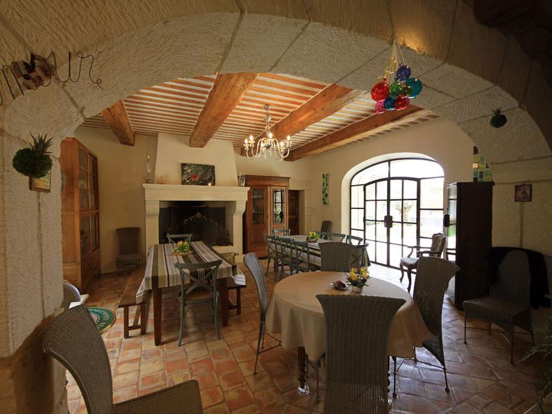 Location villa mont limar 20 personnes mon2001 - Location maison montelimar ...