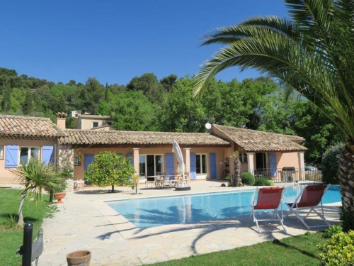 Villa / house Paloma to rent in Tourrettes sur loup