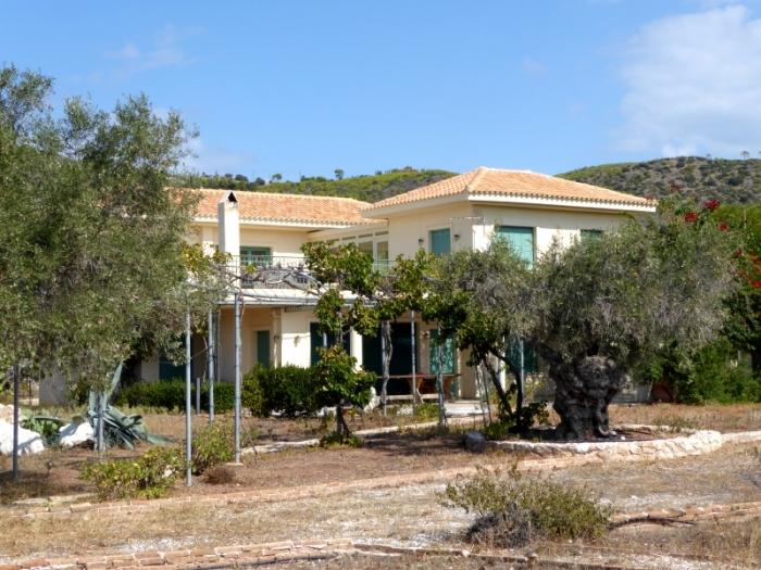 Villa / Maison Les pieds dans l'eau en Péloponnèse à louer à Loutraki