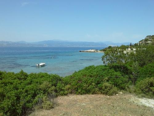 Location villa / maison les pieds dans l'eau en péloponnèse