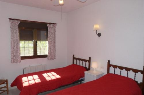 Reserve villa / house carlota