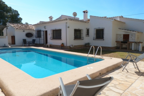 Villa / house Carlota to rent in Javea