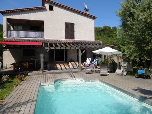 France : BIO401 - A pied de Biot village