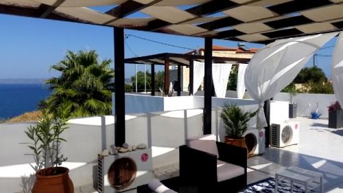 Reserve villa / house vue mer et montagnes blanches