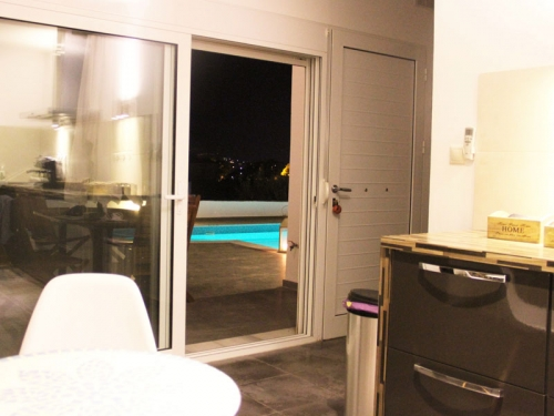 Villa / house vue mer et montagnes blanches to rent in plaka