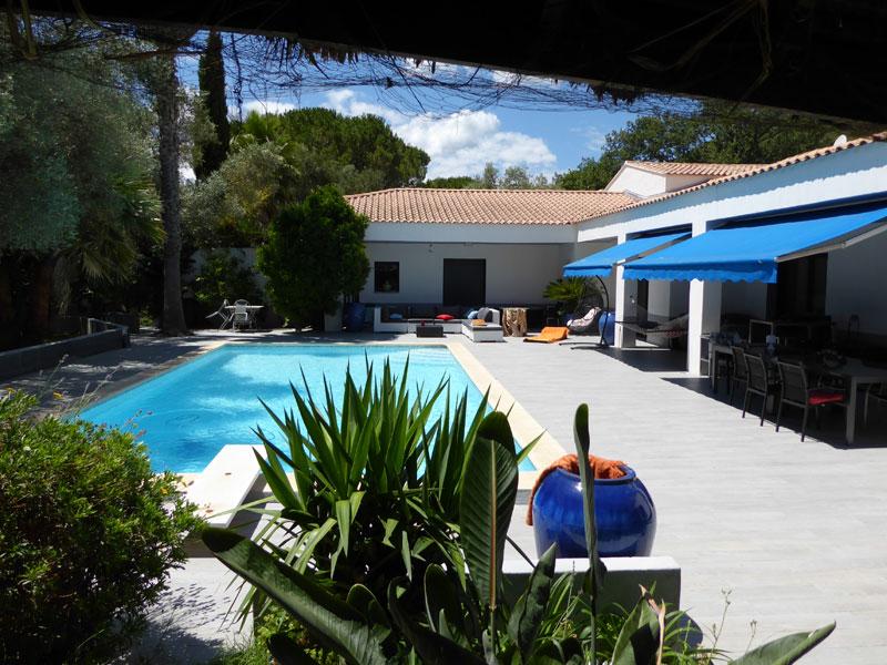 Villa / house belle villa très confortable au calme to rent in hyères