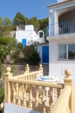 Location villa / maison vue mer et baie de javea