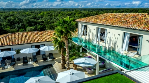 France : MON1201 - Contemporaine luxe en Drome Provencale
