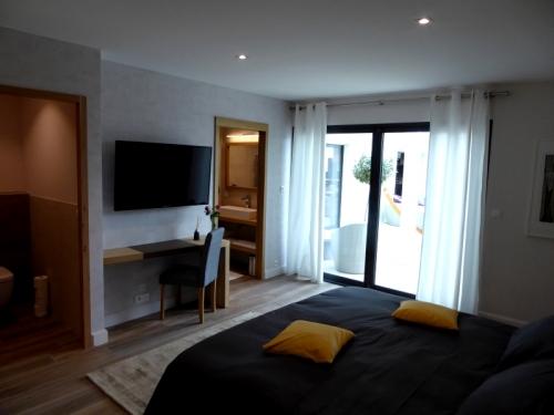 Reserve villa / house contemporaine luxe en drome provencale