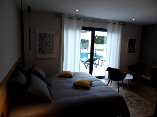 Rental villa / house contemporaine luxe en drome provencale