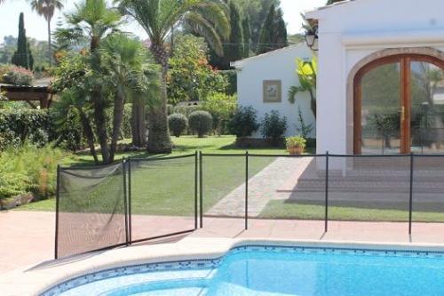 Villa in Javea, View : Garden