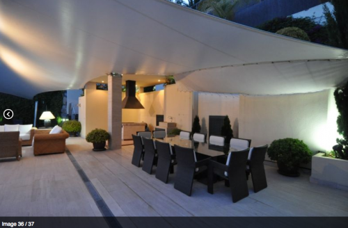 Rental villa / house la grande villa altea